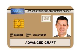 gold-card-advanced-craft-cscs-card