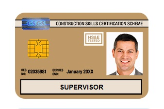 gold-card-supervisor-cscs-card