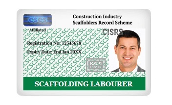 green-card-scafolding
