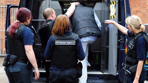 deportare din uk anglia